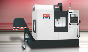 Vertical Machining Center AF-610