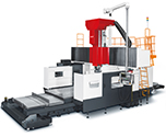 CNC 5-Face Bridge Machining Center HVM Series