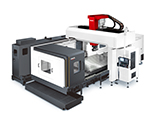 CNC Cross Rail Bridge Type 5-Face Machining Center MVP Series