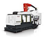 CNC Compact Bridge Type Vertical Machining Center HD Series