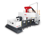 Super Rigid Bridge Type Machining Centers HTP Series