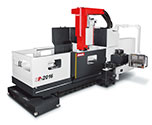 CNC Bridge Type Vertical Machining Center SP Series