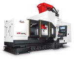 CNC Compact Bridge Type Vertical Machining Center VPHS Series
